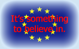 Europe - It's something to believe in